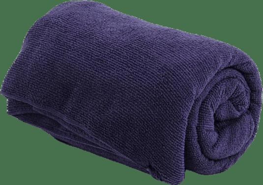 Microfiber Terry Towel Light M Grey