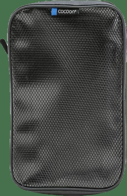 Packing Cube Lam. Net Top Black