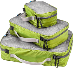 Packing Cube Ultralight Set Green