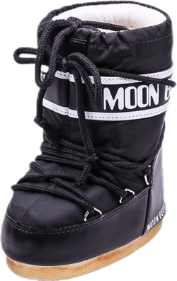 Moon Boot Nylon Child Black