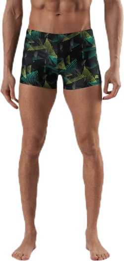 Pawi Swim Trunks Boxer Black