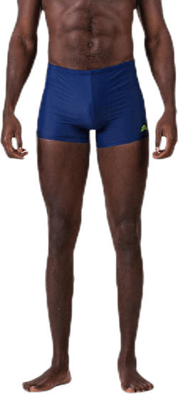 Pablo Swim Trunks Boxer Blue