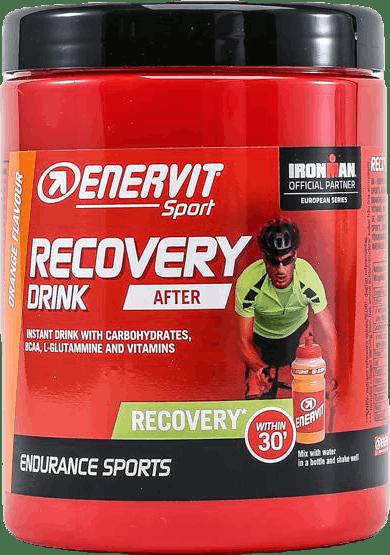 E.Sport Recovery Drink 400g Orange Patterned