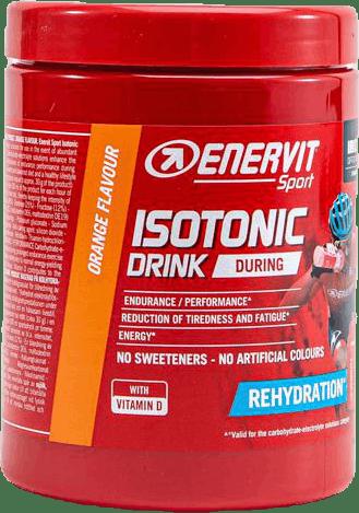 Spoortdryckspaket Isotonic Drink+Flaska 500 cl