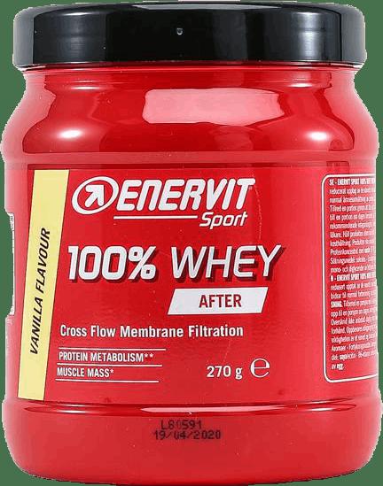 E.Sport Whey 100% 270 g Vanilla White