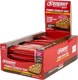 E.Sport Crunchy Bar 40g Chocolate Glutenfri Red