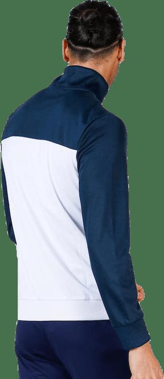 Track Jacket Blue/White