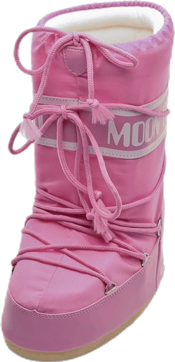 Moon Boot Nylon Child Pink