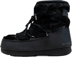 Monaco Low Fur Wp 2 Black