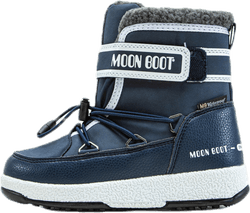W.E. Jr Boy Boot Wp Blue