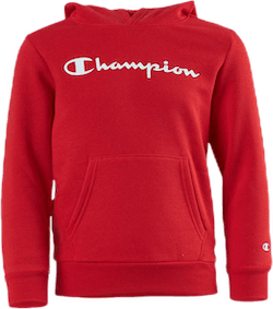 Hooded Sweatshirt Jr Red