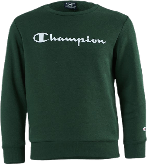 Crewneck Sweatshirt Jr Green