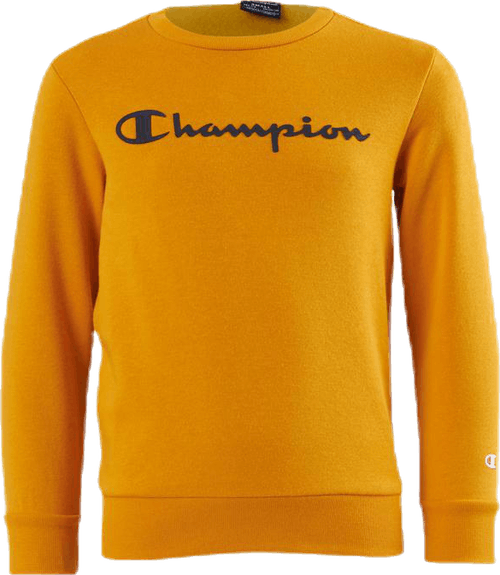 Crewneck Sweatshirt Jr Yellow