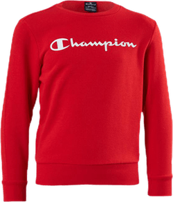 Crewneck Sweatshirt Jr Red