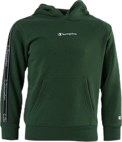 Hooded Sweatshirt Jr Green