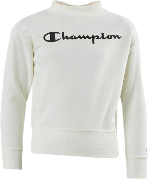 Crewneck Sweatshirt Jr White