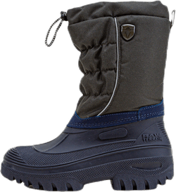 Jr Hanki Snow Boots Blue/Green