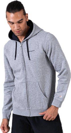 Hooded Sweatshirts Grey