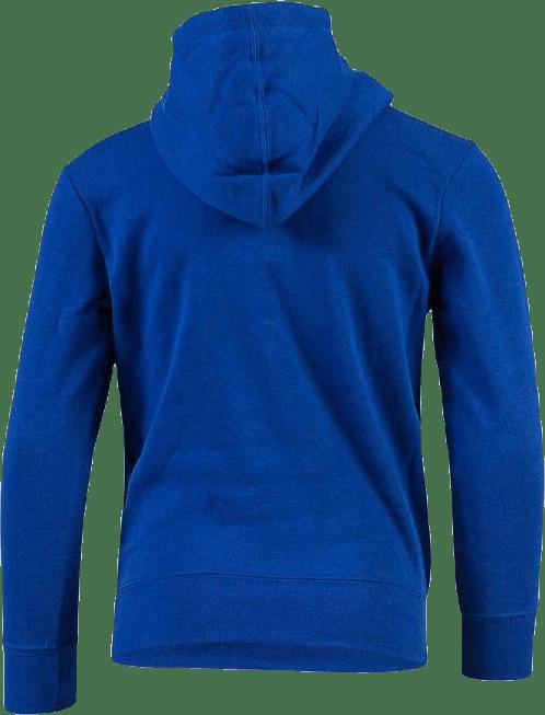 Jr Hooded Sweatshirts Blue