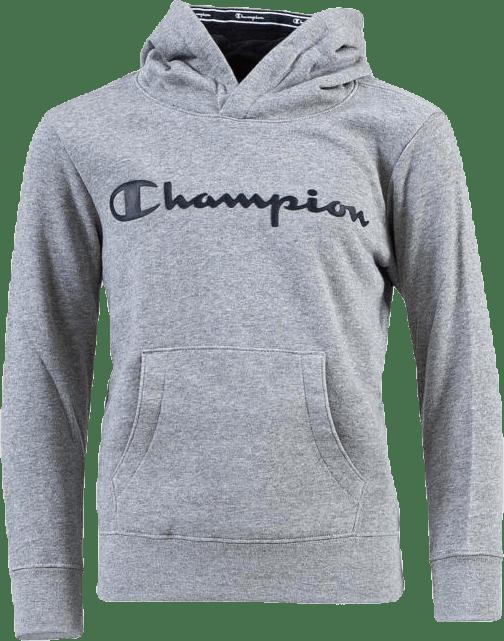 Jr Hooded Sweatshirts Grey