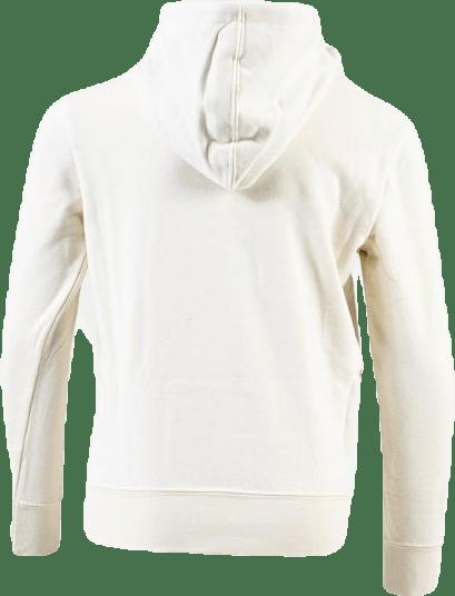 Jr Hooded Sweatshirts White