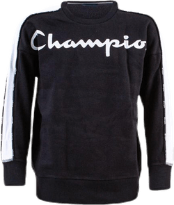 Jr Crewneck Sweatshirt Black