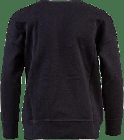 Jr Crewneck Sweatshirt Black