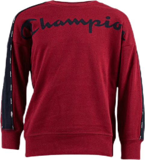 Jr Crewneck Sweatshirt Red