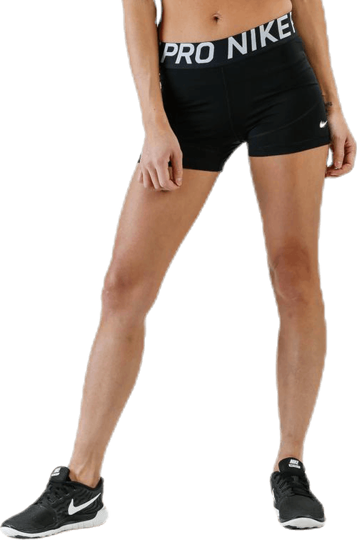 New Pro Short 3in Black