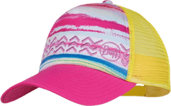 Kids Trucker Cap  Pink