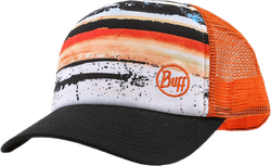 Kids Trucker Cap  Orange