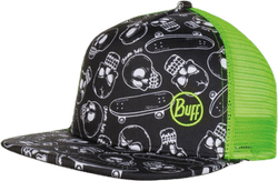 Kids Trucker Cap  Green/Black