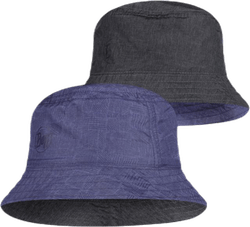 Travel Bucket Hat S/M Blue