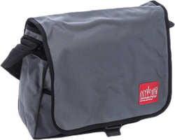 "DJ Deluxe Computer Bag 13"" Grey"