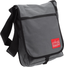 "Manhattan 13"" Lap Top Bag Grey"