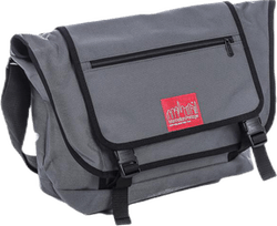 Willoughby Messenger Bag Grey