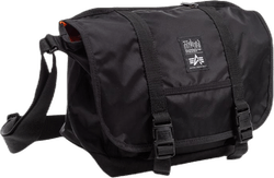 Alpha NY Messenger JR MD Black