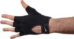Fundamental Training Gloves White/Black