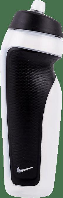Sport Water Bottle White/Black