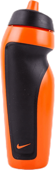 Sport Water Bottle Orange/Black