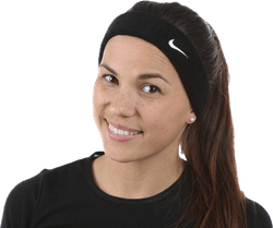 Swoosh Headband White/Black