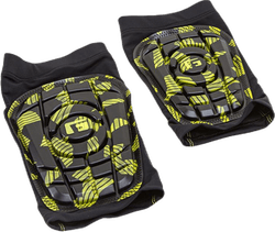 Shin guards Pro-S Compact Green/Black