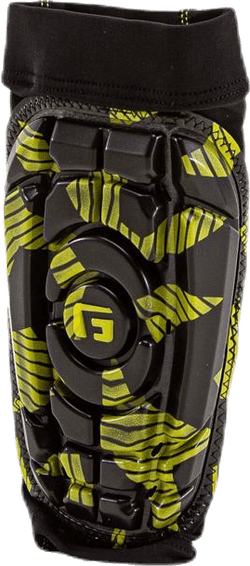 Shin guards Pro-S Compact youth Green/Black