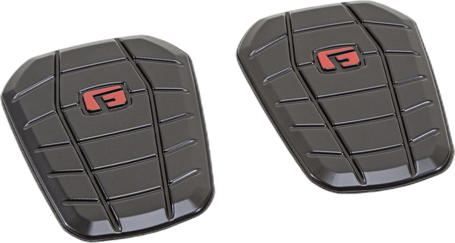 Shin guards Pro-S Blade Black