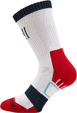 Basketball Socks - Sabonis Red