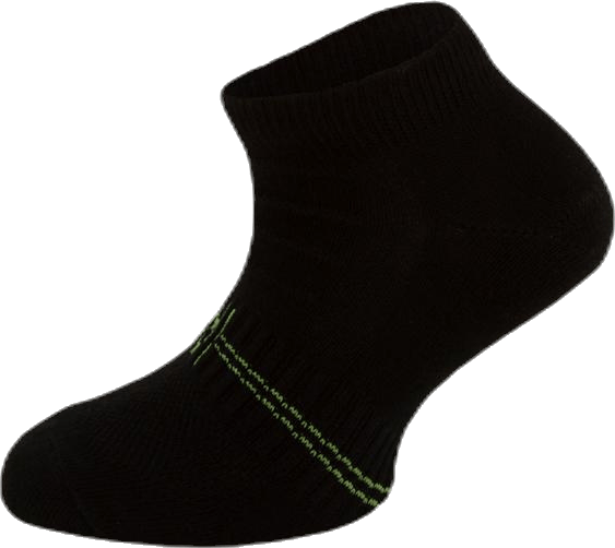 3-Pack Kids Basic Socks - Yogi Black