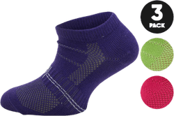3-Pack Basic Socks - Yogi Green