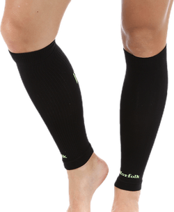 Ricky Calf Compression Black