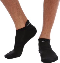 Izzy 3-Pack Running Black