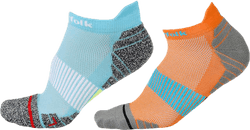 Running Socks - Bolt Blue